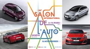 Peugeot au Salon de Genève 2014