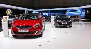 Photos : les nouvelles Peugeot 308 SW / Berline au Salon de Genève 2014