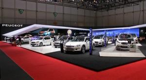 Photos : le stand Peugeot au Salon de Genève 2014