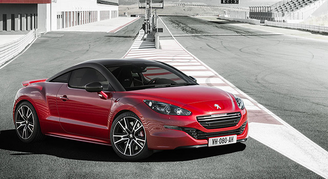 la peugeot rcz r bient t l essai sur le circuit du n rburgring news f line. Black Bedroom Furniture Sets. Home Design Ideas