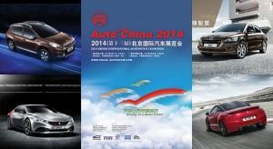 Peugeot au Salon de l'automobile de Pékin 2014