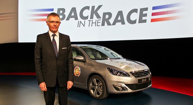 Back in the Race : le plan stratégique de Carlos Tavares pour PSA
