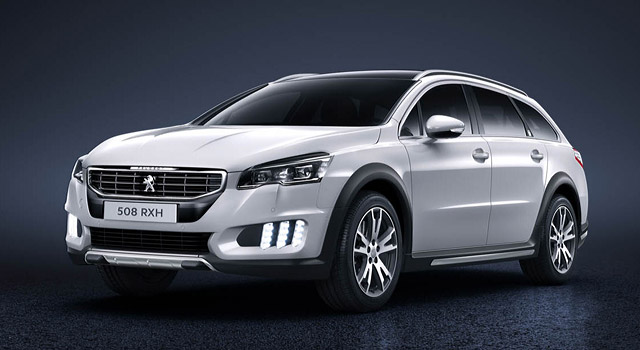 peugeot 508 restyl e 2014 photos nouveaut s et tarifs news f line. Black Bedroom Furniture Sets. Home Design Ideas