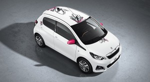Location Peugeot 108 & 108 Top