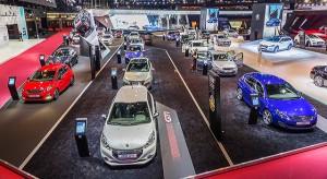 Peugeot au Mondial de l'Automobile de Paris 2014