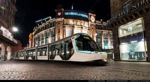 Peugeot Design Lab et Alstom revisitent le Tramway de Strasbourg