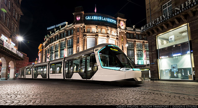 peugeot design lab et alstom revisitent le tramway de strasbourg news f line. Black Bedroom Furniture Sets. Home Design Ideas