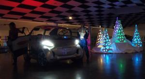 Nocturne au Musée de l'Aventure Peugeot le 12 décembre 2014