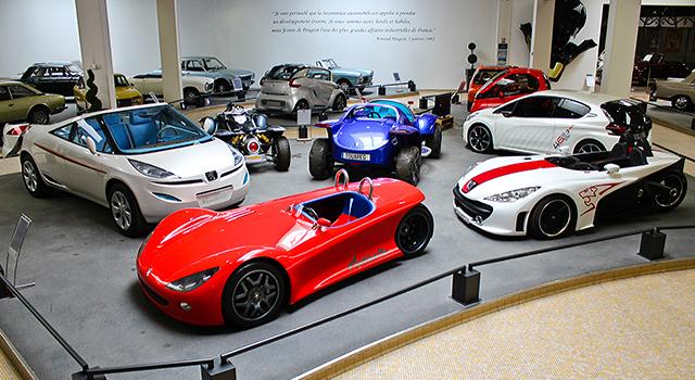 Découverte du Musée de l'Aventure Peugeot à Sochaux !