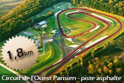Stage de pilotage Peugeot RCZ R Dreux