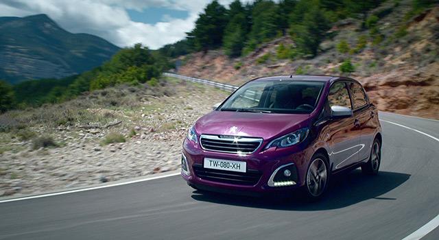 Design extérieur Peugeot 108 - Vidéo officielle