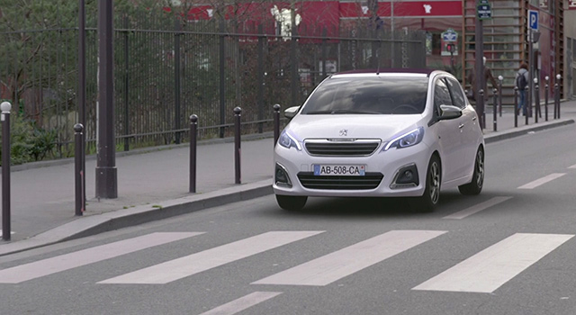 Publicité Peugeot 108 – Film reveal officiel (2014)