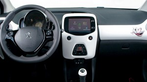 Design intérieur Peugeot 108 - Vidéo officielle