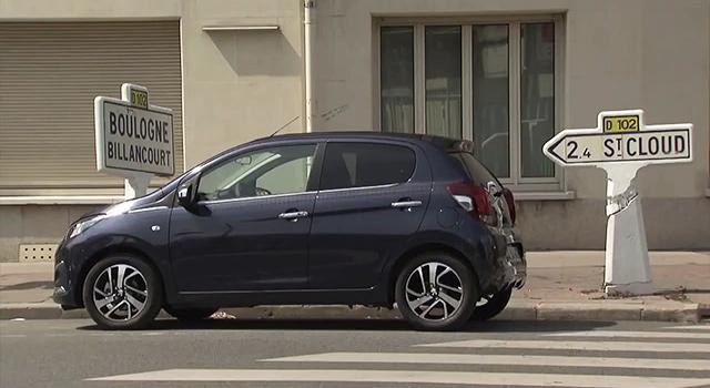 Essai Peugeot 108 Top – Vidéo officielle