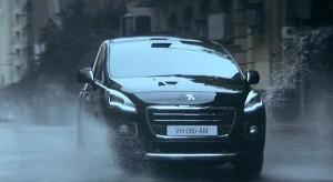 Publicité TV Peugeot 3008 – « Prenez la route des sensations » (45s) - 2014