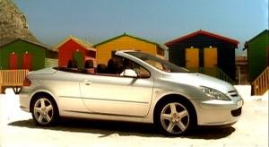 Publicité Peugeot 307 CC - Film presse officiel (2003)