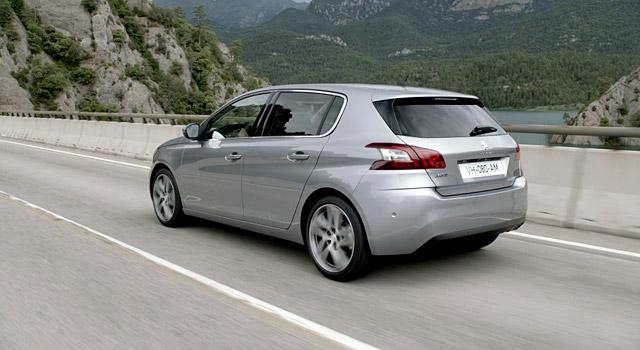 Présentation extérieur et intérieur Peugeot 308 II