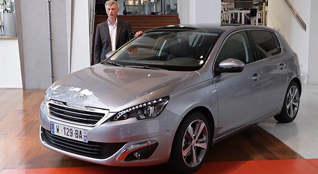 Présentation Peugeot 308 II : les points forts