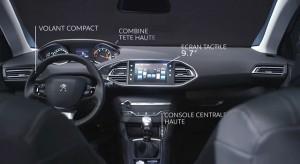 Présentation design intérieur Peugeot 308 SW II - Gilles Vidal