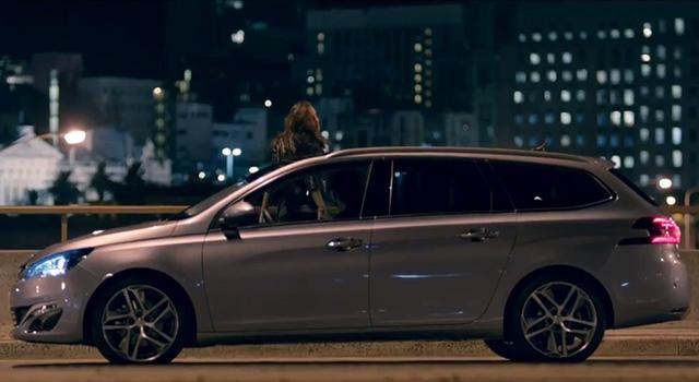Publicité Peugeot 308 SW II - Film presse officiel (2014)