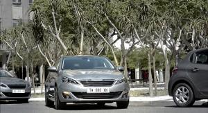 Park Assist Peugeot 308 SW II