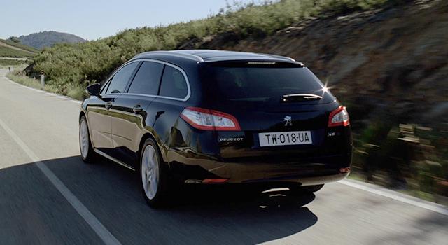Design extérieur dynamique Peugeot 508 SW I - Vidéo officielle (2010)