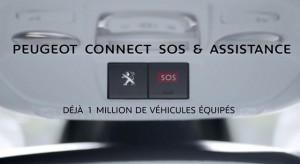 Publicité Peugeot Connect SOS & Assistance : le réflexe (2014)