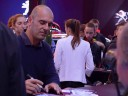 Vidéo : Cédric Pioline sur le stand Peugeot du Mondial de Paris 2014