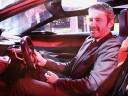 Interview de Gilles Vidal (Peugeot) - Mondial de Paris 2014