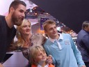 Vidéo : Luka Karabatic sur le stand Peugeot du Mondial de Paris 2014