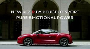 Publicité Peugeot RCZ R - Film presse officiel (2013)