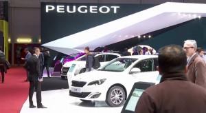 Vidéo : le stand Peugeot au Salon Auto de Genève 2014
