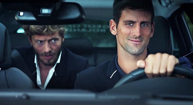 Novak Djokovic dans Road to Roland Garros 2014 ! - Teaser