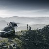 Photo officielle Peugeot Rifter 4x4 Concept Car 2018