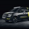 Photo 3/4 avant Peugeot Rifter 4x4 Concept Car 2018