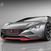 Photos Peugeot Vision Gran Turismo Concept