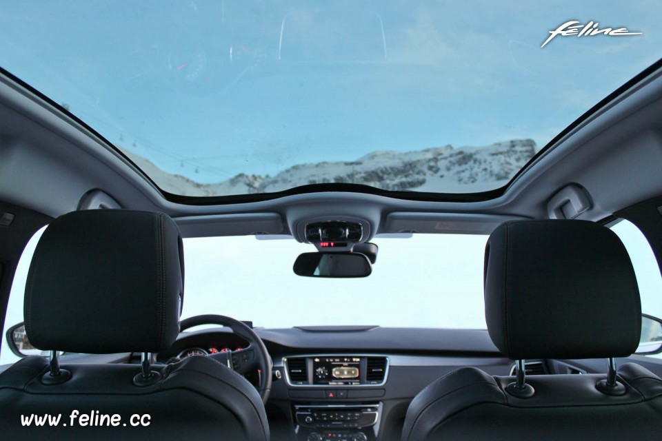 toit en verre panoramique tvp peugeot 508 rxh peugeot winter photos peugeot f line. Black Bedroom Furniture Sets. Home Design Ideas