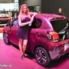 Photo Peugeot 108 Allure Red Purple - Salon de Genève 2014