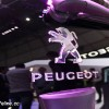 Photo sigle Peugeot 108 - Salon de Genève 2014