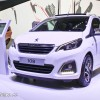 Photo Peugeot 108 Top Blanc Lipizan - Salon de Genève 2014