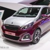 Photo Peugeot 108 Allure bi-colore Red Purple / Gris Gallium - S