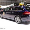 Photo Peugeot 308 SW II Dark Blue - Salon de Genève 2014