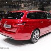 Photo Peugeot 308 SW II Rouge Rubi - Salon de Genève 2014