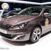 Photo Peugeot 308 SW II Gris Moka - Salon de Genève 2014