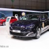 Photo Peugeot 308 II Dark Blue - Salon de Genève 2014