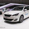 Photo Peugeot 308 II Allure BlueHDi 120 Blanc Nacré - Salon de