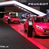Photo Peugeot 208 GTi Rouge Rubi - Salon de Genève 2014