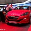 Photo Peugeot RCZ R Rouge Erythrée - Salon de Genève 2014