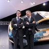Photo Peugeot Fan Days : Guillaume avec Gilles Vidal - Salon de