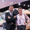 Photo Peugeot Fan Days : Dajana avec Gilles Vidal - Salon de Gen